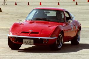 Lee Frisvold's DSP Opel GT