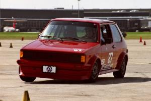 Keith Beaumer's DSP VW Rabbit