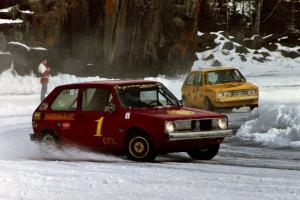 1999 IIRA Ice Races - Thunder Bay, Ontario (Lake Superior)