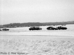 1976 IIRA St. Paul Winter Carnival Icerace (Pig's Eye Lake)