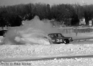 1978 IIRA Ice Race St. Paul, MN (Lake Phalen)