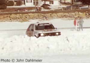 John Menard / John Kurshinsky Dodge Omni Shelby GLH-S. They were getting actual help from Carroll Shelby on this car.