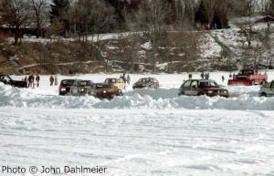 1989 IIRA Ice Races - St. Paul, MN (Lake Phalen)
