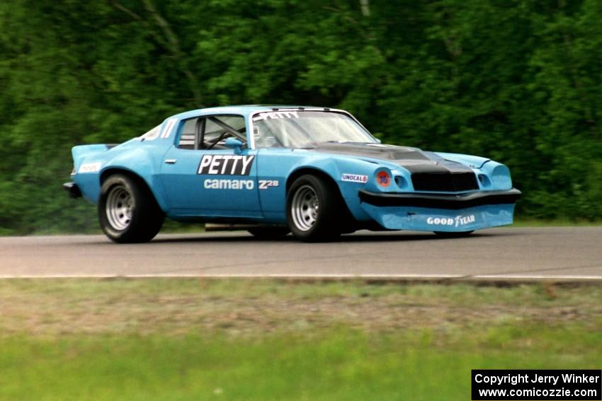 Doug Karon S Chevy Iroc Camaro Ran In The Vintage Race