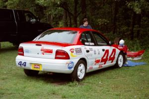 Greg Smith's SSC Dodge Neon
