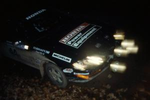 Jim Anderson / Tad Ohtake were 11th overall, and third in Production, in their Honda Prelude VTEC.
