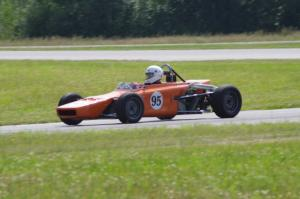 Rich Stadther's Dulon LD9 Formula Ford