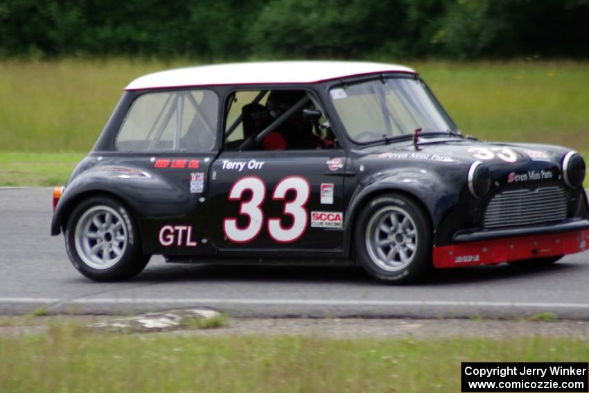 Terry Orrs Gtl Austin Mini Cooper