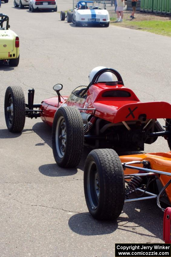 Jim Gaffney S Rca Formula Vee And Rich Stadther S Dulon