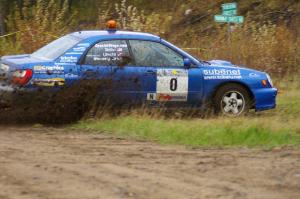 Mark Utecht / Rob Bohn ran as 0 car for the event.