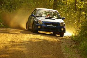 2005 Rally-America Ojibwe Forests Rally (National/Regional)