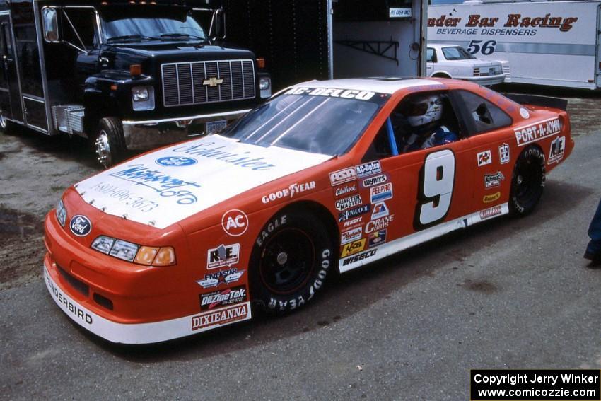 Dennis lampman 39 s ford thunderbird