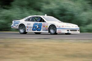 1995 ASA Stock Cars at Brainerd Int'l Raceway