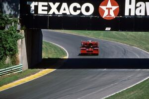 1996 International Challenge Races at Road America