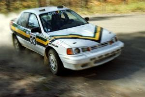 1997 SCCA Lake Superior Pro Rally