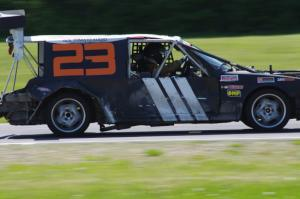 2011 Twin 7-hr. ChumpCar Races at Brainerd Int'l Raceway