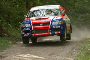 2006 Rally-America Ojibwe Forests Rally (National/Regional)